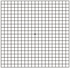 Amsler Grid